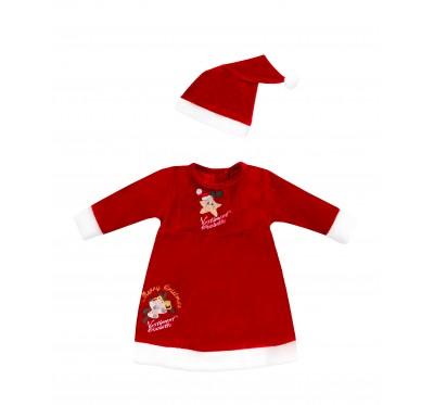 Rochie crăciuniță